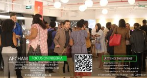 Networking Event Focusing on Nigeria