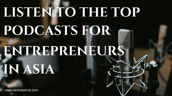 Podcast Entrepreneur Asia