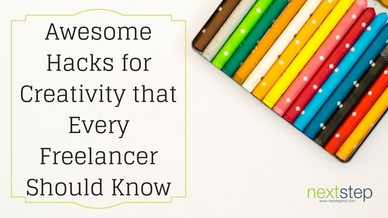 Creativity Hacks for Freelancers
