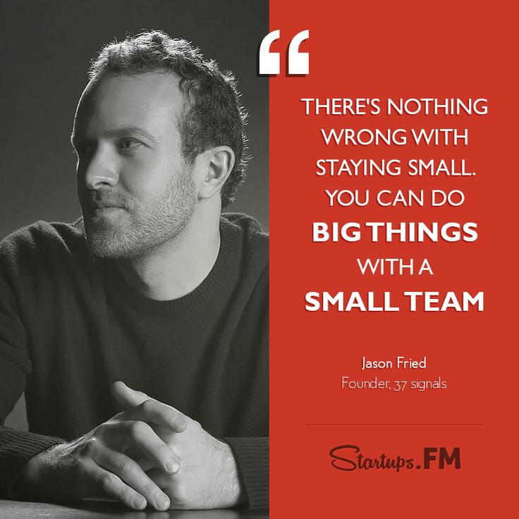 Jason Fried, founder of 37signals