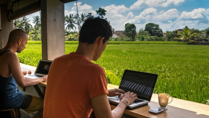 Co Working Spaces Asia Bali Indonesia