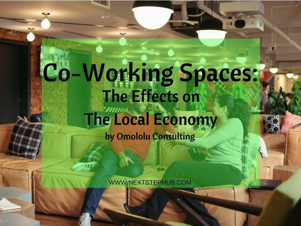Co-Working spaces and the economy