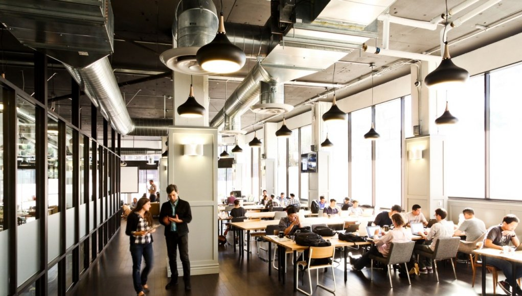 Co-Working Spaces contribute to the economies growth