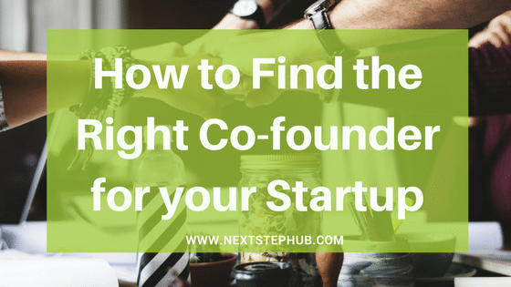startup co-founder - tips