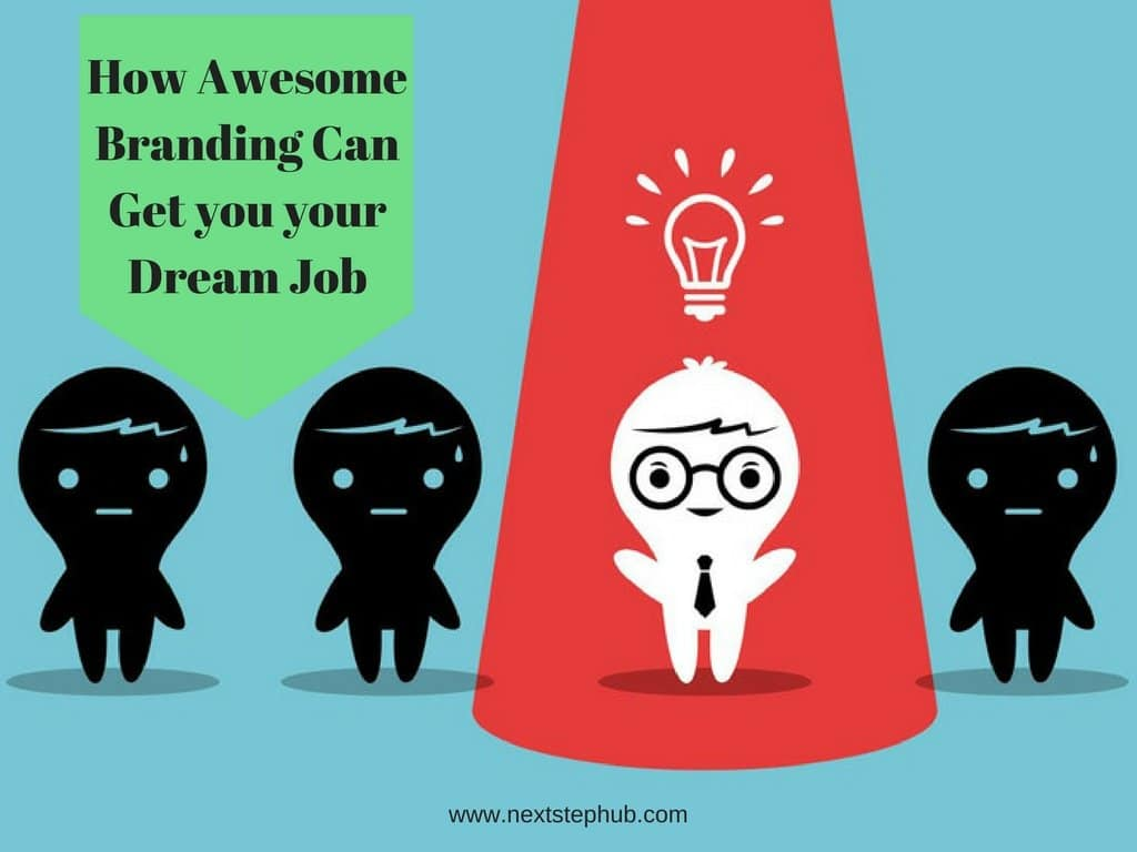Personal branding is part of building your career