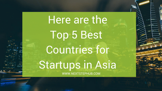 Start up Asia - Top 5