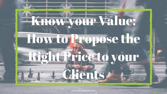 Value proposition - Right price