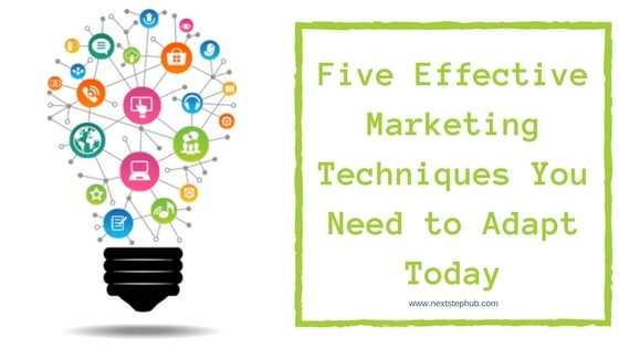 Effective marketing techniques and tips