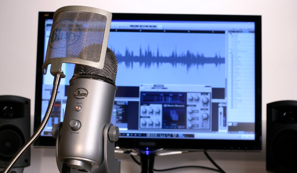 Podcast Business Equipment