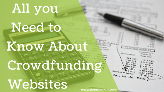 crowdfunding websites models