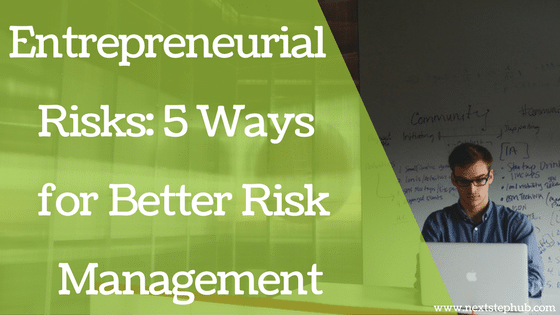 Entrepreneurial Risks tips