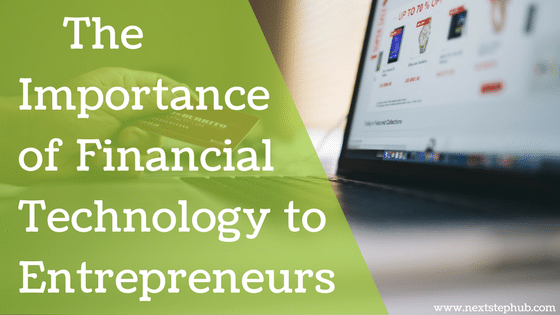 financial technology importance