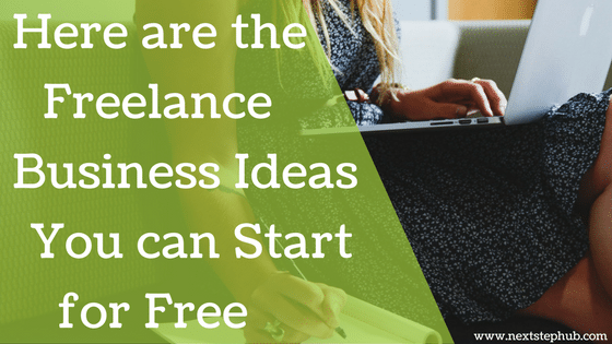freelance business ideas for free