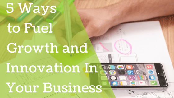 growth and innovation tips
