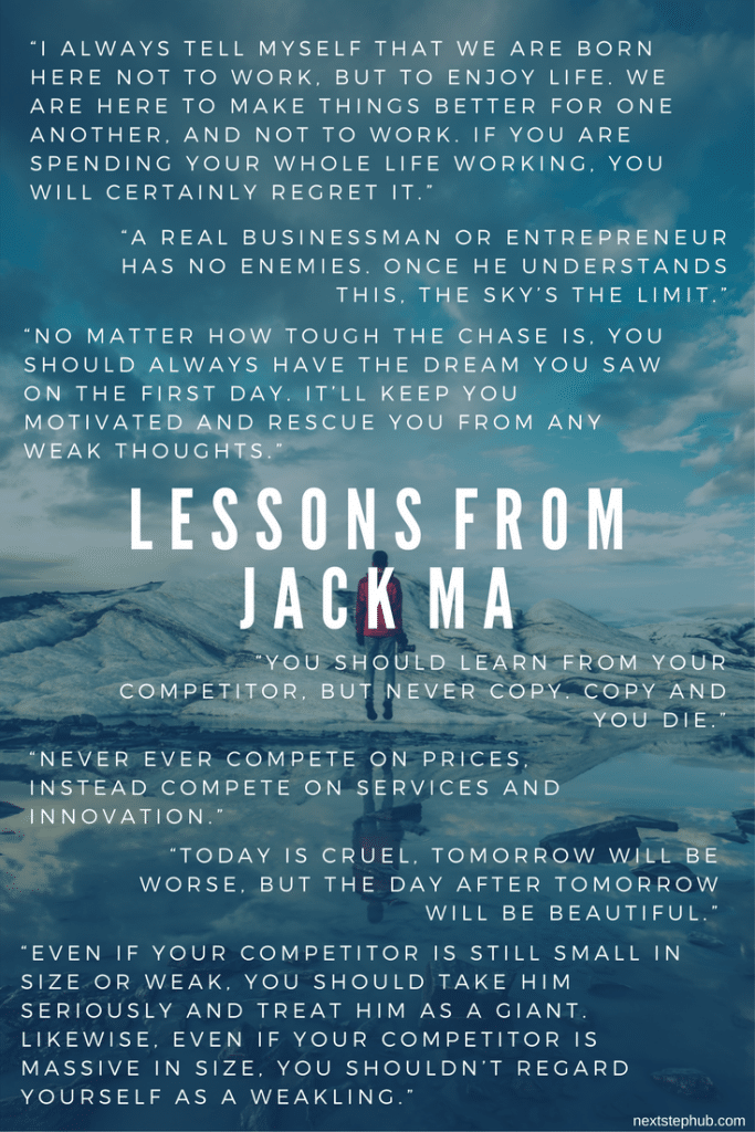 Jack Ma Management Lessons What Every Entrepreneur Should Know