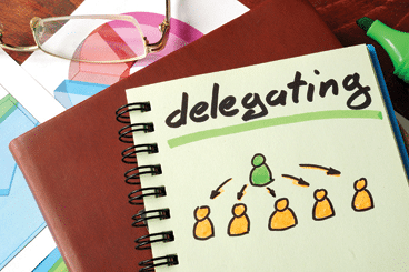 Pareto Principle delegate tasks