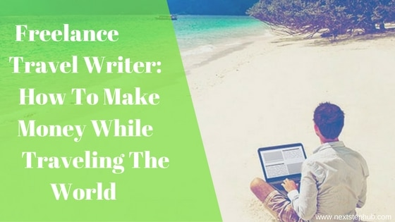 Freelance Travel Writer tips