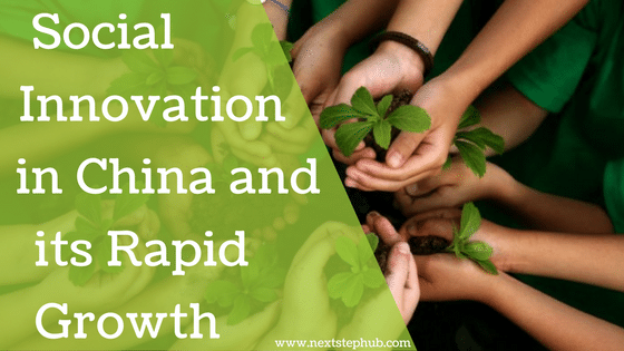 Social Innovation in China business growth