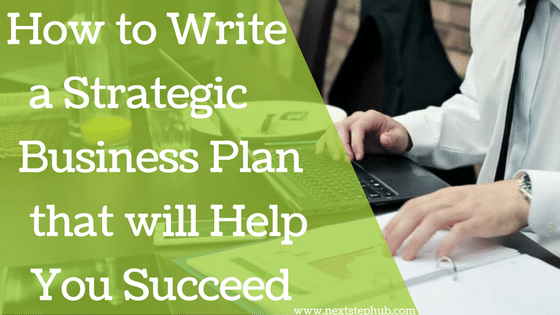 Strategic Business Plan tips