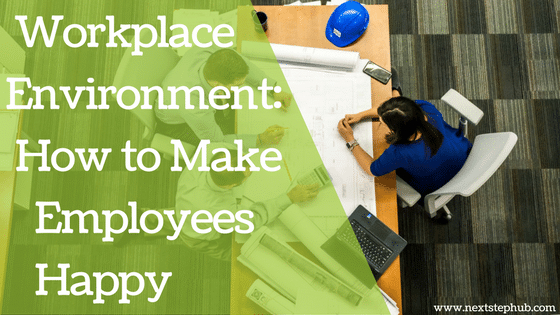 Workplace Environment tips