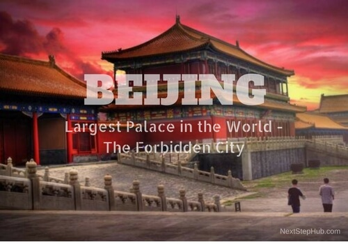 Digital Nomad Traveling in China Beijing