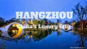 Digital Nomad Traveling in China Hangzhou