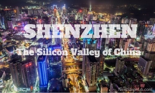 Digital Nomad Traveling in China Shenzhen