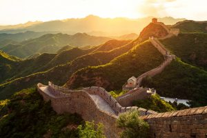 Digital Nomad Traveling in China