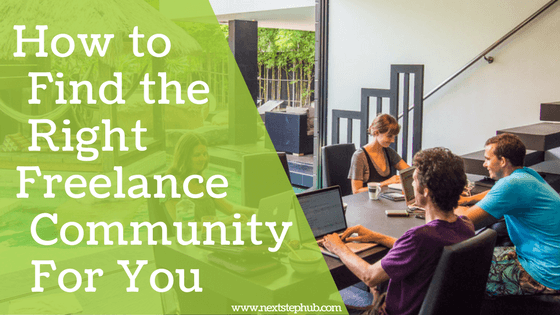 freelance community tips
