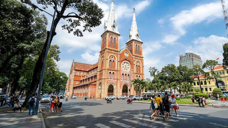 top 10 cities in the world Ho Chi Minh City