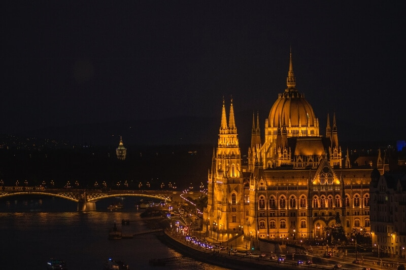 top 10 cities in the world Budapest