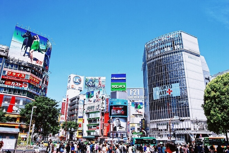 top 10 cities in the world Tokyo