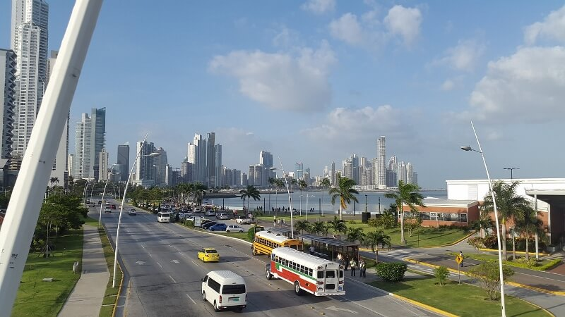 top 10 cities in the world Panama City