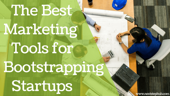 marketing tools for startups free