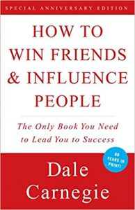 best business books Dale Carnegie