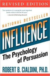 best business books Robert Cialdini