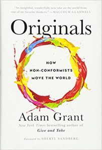 best business books Adam Grant
