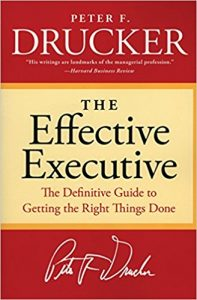 best business books Peter Drucker