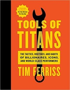 best business books Tim Ferriss