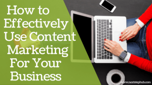 Content Marketing tips