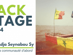 BACKSTAGE #004 - Adja Seynabou Sy Lalu Skincare Natural Product