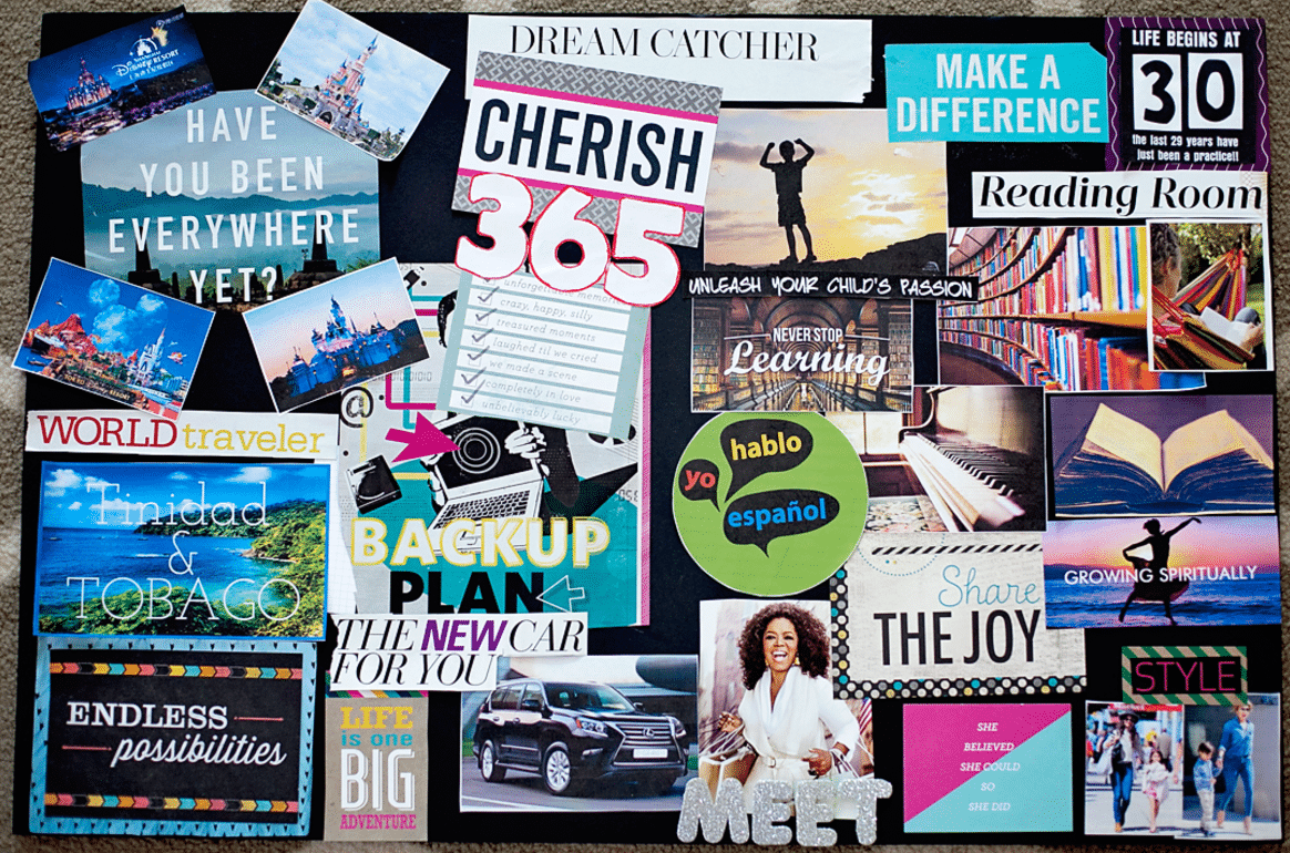 Vision Board Printables That Will Inspire You Big Time