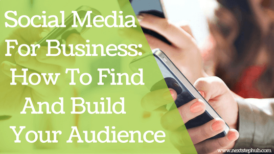 social media for business tips