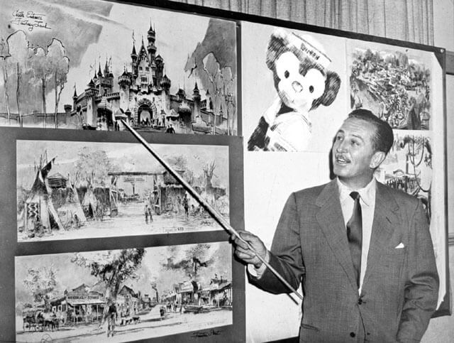 Walt Disney consistency