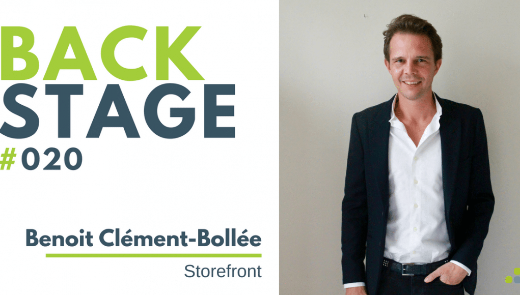 BACKSTAGE #020 - Benoit Clement Bollee - Large