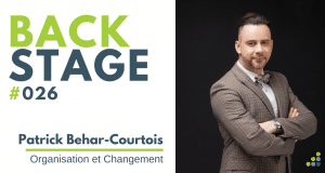 BACKSTAGE #026 - Patrick Behar-Courtois FB