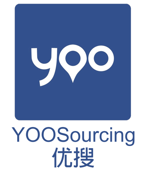 Yoo Sourcing logo - BackStage Podcast Milad Nouri