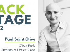 BACKSTAGE #032 - Paul Saint Olive - O Bon Paris - Creation et Exit BackStage Podcast by NextStep