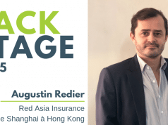 BACKSTAGE #035 - Augustin Redier - Red Asia Insurance - BackStage Podcast by NextStep
