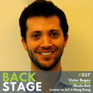 BACKSTAGE #037 - Victor Bogey - Podcast